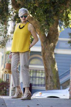 Outfits para mayores de 40