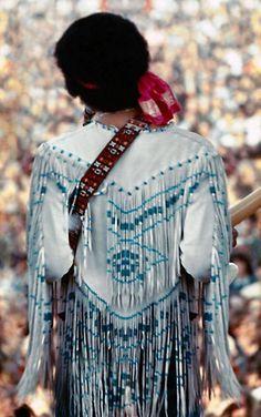 Jimmy Hendrix- Woodstock 1969