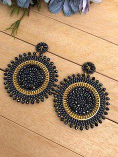 Antique Jewellery Designs, Fancy Jewellery, Stylish Jewelry, Fashion Jewelry, Fashion Necklace, Jewelry Design Earrings, Ear Jewelry, Cute Jewelry, Ethnic Jewelry