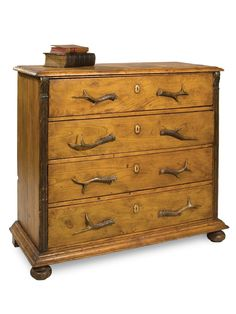 Antler pull chest of drawers...Sarreid @ Gilt