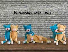 Happiness is handmade Just do something what you love. #crochet #diy #amigurumi by liyin_lee