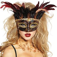 animal masquerade mask