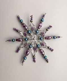 http://www.pinterest.com/kerri3772/snowflake-ornaments/