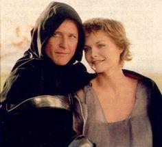 Rutger Hauer + Michelle Pfeiffer + Ladyhawke