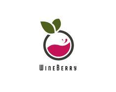 berry logo design - Google Search