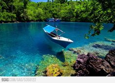 Somewhere in Indonesia