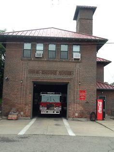 Engine 19 Fire Equipment, Fire Trucks, Pittsburgh, Garage Doors, Firefighter, Outdoor Decor, Engine, House, Nyc