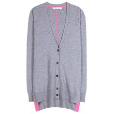 T by Alexander Wang - Wool and cashmere-blend cardigan - mytheresa.com GmbH