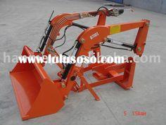 front loader tractors, front loader tractors Manufacturers in ...