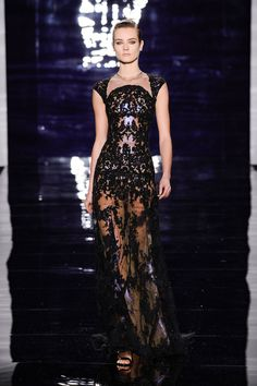 Pin for Later: Get Your Dress Fix With 100 of the Prettiest Autumn Looks Reem Acra Fall 2014