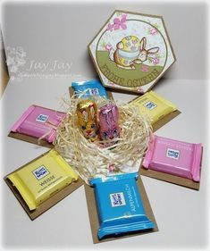 Stempeleinmaleins: Ostern in der Box - Easter in the box