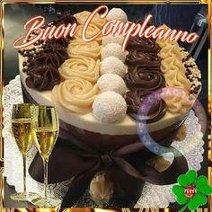 ti auguro auguri compleanno Immagine foto Buon compleanno, #auguri #auguro #buon #compleanno #foto #immagine #ti Happy Birthday, Birthday Cake, Desserts, Party, Pictures, Happy Brithday, Tailgate Desserts, Deserts, Urari La Multi Ani