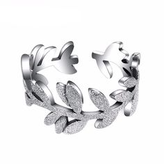 Check out our favourite piece Dazzling Flower S... at http://www.projectunbox.com/products/dazzling-flower-silver-cuff-ring-925-sterling-silver?utm_campaign=social_autopilot&utm_source=pin&utm_medium=pin !!