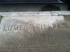 """Apparently in their language, """"M"""" = """"W"""". Read the full post here: http://urbanhikersf.blogspot.com/2013/09/concrete-mixer-upper-sidewalk-mistakes.html"""