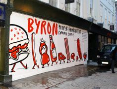 Byron - en construction