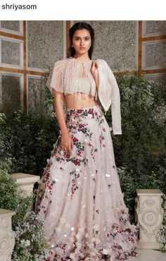 Looking for Bridal Lehenga for your wedding ? Dulhaniyaa curated the list of Best Bridal Wear Store with variety of Bridal Lehenga with their prices Designer Bridal Lehenga, Bridal Lehenga Choli, Lehenga Wedding, Indian Designer Outfits, Designer Dresses, Ethnic Fashion, Indian Fashion, Indian Dresses, Indian Outfits