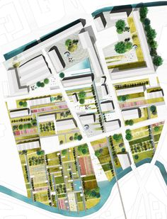Città d'opera e d'acqua - Area dell'ex merlettificio Türck di Pinerolo