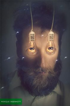 lamps by Monique Ingenhutt