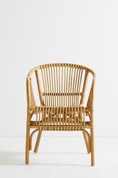 Slide View: 2: Pari Rattan Chair