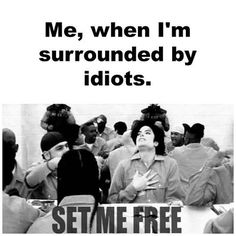 especially MJ haters Im Surrounded By Idiots, Michael Jackson Funny, Mj Quotes, King Of Music, Jackson Family, The Jacksons, Papi, My Idol, Funny Memes