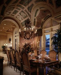 Pinterest Luxury Dining Room Elegant Dining Room And Dining Rooms