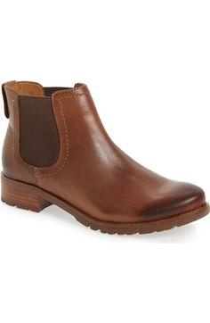 Söfft 'Selby' Chelsea Bootie (Women) available at #Nordstrom