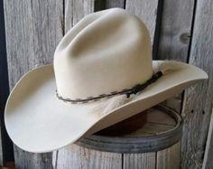 Sombrero de vaquero personalizado estilo de Gus Vaqueros 887f543aaf0
