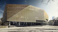 Sports Facility / Batlle i Roig Arquitectes