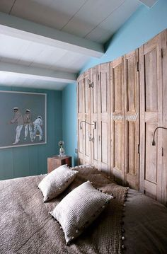 Le Bois-Plage-en-Ré : la Maison du Figuier, une maison sinistrée qui reprend des couleurs - CôtéMaison.fr