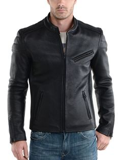 POCKET ZIPPER STYLE - US $124.99 New with tags in Clothing, Shoes & Accessories, Men's Clothing, Coats & Jackets