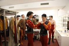 Romeo & Juliet - Backstage   Queensland Ballet