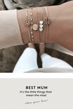 best mum rose gold beige aussergewoehnlich schmuck online kaufen
