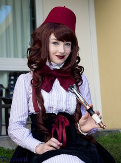 Best of female Doctor Who cosplay girls