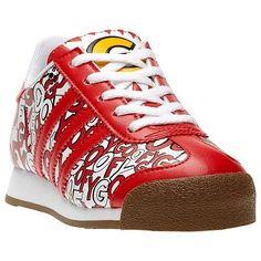 colorful samoa adidas