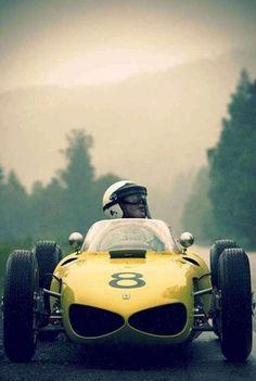 Olivier Gendebien, Spa-Francorchamps 1961, Ferrari 156