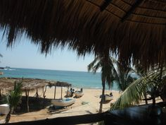 Mazunte beach. (Oaxaca, Mexico)