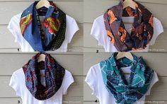 ankara scarves.