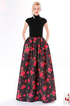 Каталог длинная пышная юбка