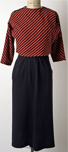 Claire McCardell 1941 - forward thinking, big influence on 60s clothing