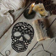 Tête de mort mexicaine... ...