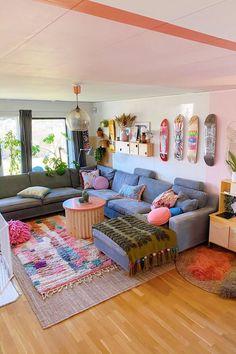 Room Ideas Bedroom, Bedroom Decor, Deco Studio, Aesthetic Room Decor, Dream Home Design, Dream Rooms, Cool Rooms, House Rooms, Living Room Decor
