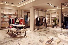 f2e5e6acd1b50 bayan giyim mağaza dekorasyonu Perakende Tasarımı, Kıyafet, Iç Mekanlar,  Mağazalar, Ev