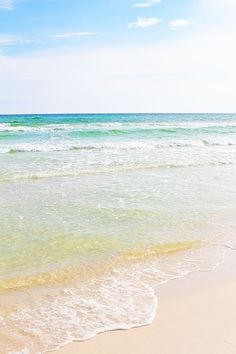 I love going to the beach when I go in vacation.<3 it's one of the most beautiful beach of Florida