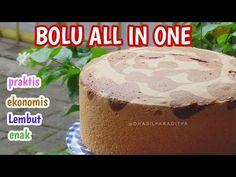 Resep Bolu All in One Ekonomis, Praktis, Enak dan Lembut - YouTube