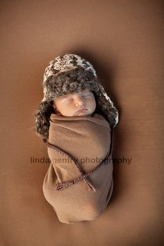 baby hunter cap