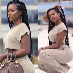 25 Ideas for braids cornrows protective styles beauty Black Girl Braids, Braids For Black Hair, Girls Braids, Black Women Braids, Twist Braid Hairstyles, My Hairstyle, Easy Hairstyles, Crotchet Braids Hairstyles, Cornrolls Hairstyles Braids