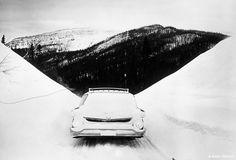 Alsaka, USA, 1958 by Marc Riboud