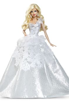 2013 Holiday Barbie Doll