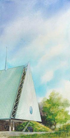 Marek Budzyński Architekt - Kościół w Białymstoku