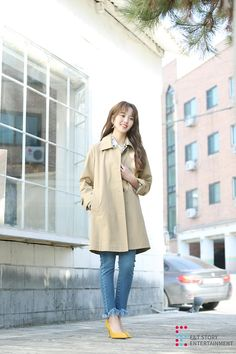 Fashion Idol, Fashion Outfits, Kim So Hyun Fashion, Blake Steven, Stylish Outfits, Cute Outfits, Kim Sohyun, Korean Actresses, Korean Beauty
